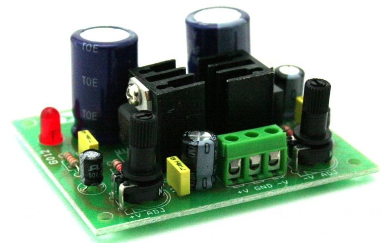 1.2V TO 37V ADJUSTABLE DUAL POWER SUPPLY USING LM317-LM337  (1)