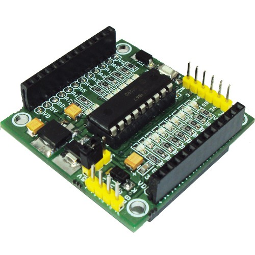 18PIN PIC Development Board PIC