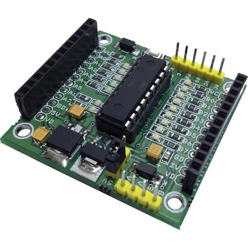 18PIN PIC Development Board PIC2
