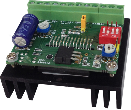 4 Amps Bipolar Stepper Motor Driver Using LV8727 M040A