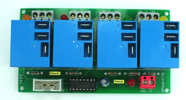 4 CHANNEL LARGE CURRENT RELAY BOARD (1)