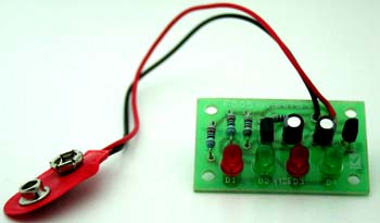 4 LEDs Flasher