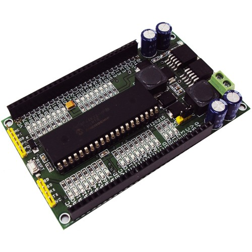 40 & 28 PIN Development Boards on Board 3V3 5V Switching converters (5)