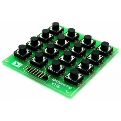 4X4 Matrix Key Board (1)