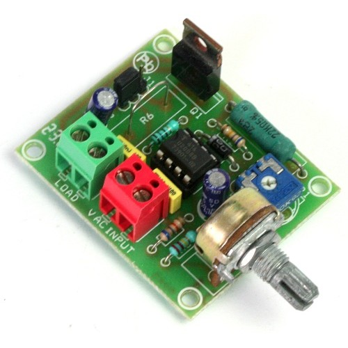 Ac motor speed controller using u2008 current feedback Speed control for ac motor