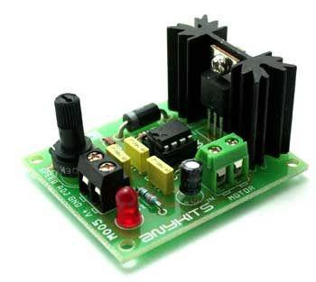 DC MOTOR SPEED CONTROLLER USING 555 TIMER (1)