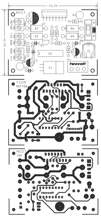 Circuit Ideas I Projects I Schematics I Robotics - Page 31 of 53