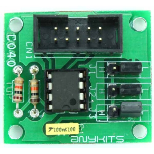 EEPROM BOARD FOR MICRO-CONTROLLER DEVELOPMENT BOARD (1)