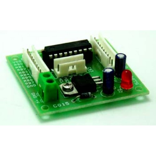 Multipurpose 18 PIN (16F628A) Micro-controller development board from Microchip (1)