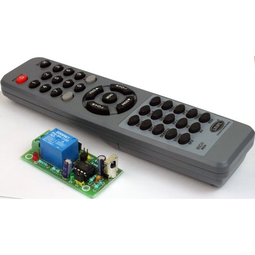 ONE CHANNEL IR REMOTE CONTROLLER (1)