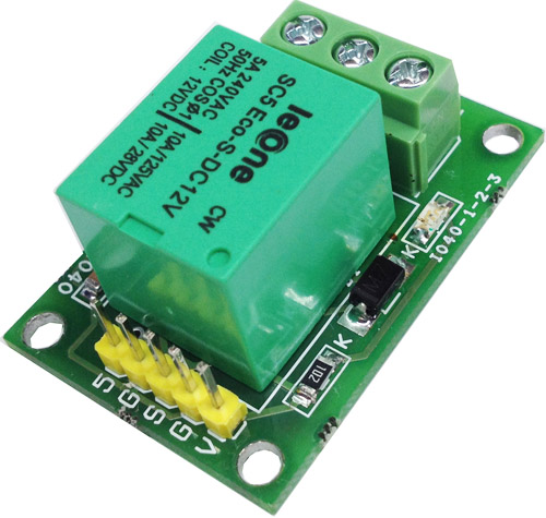 ONE CHANNEL SUGAR CUBE SMD RELAY BOARD (1)