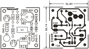 PULSE GENERATOR FOR STEPPER MOTOR DRIVER USING 555 TIMER (2)