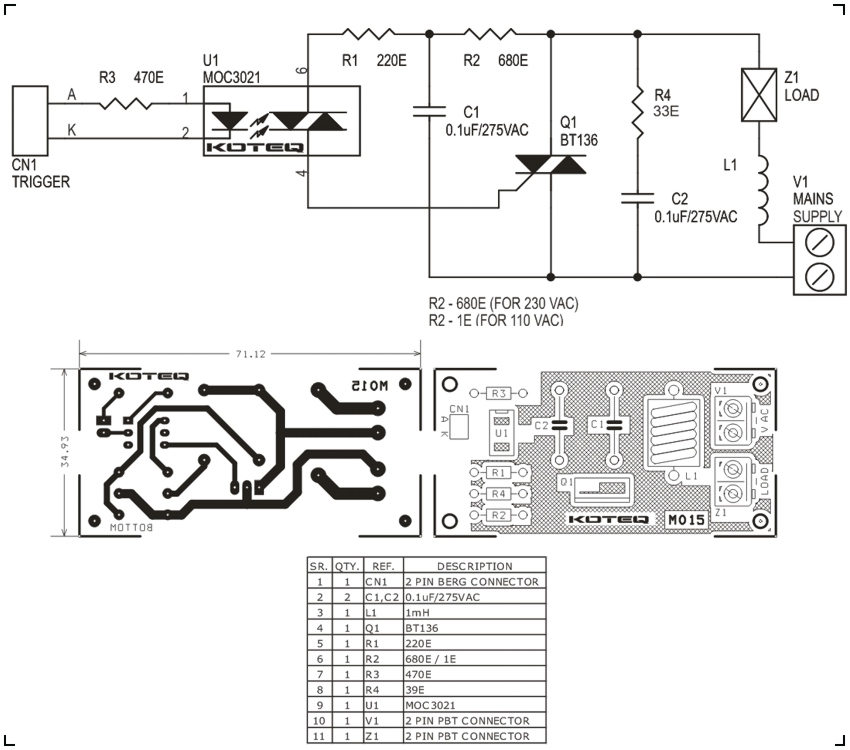 Motor Driver Ac Archives Circuit Ideas I Projects I