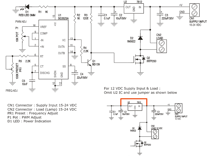 Circuit Ideas I Projects I Schematics I Robotics - Page 36 of 53