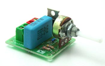 Traic Based Lamp Dimmer (2)