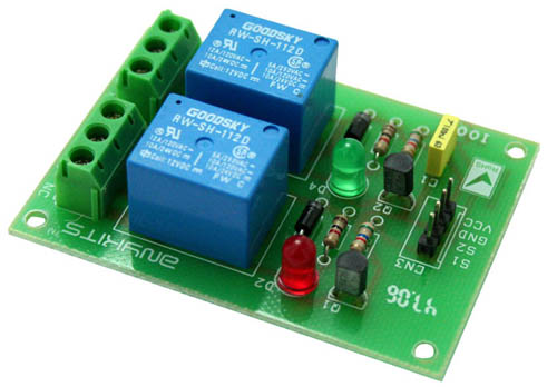 2 CHANNEL RELAY BOARD USING BC547 (1)