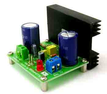 20 W AUDIO AMPLIFIER USING LM1875 (1)