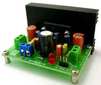 5W STEREO AUDIO AMPLIFIER USING BA5406 (1)