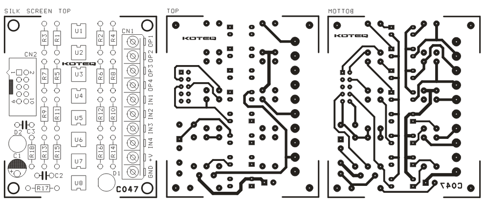 8 Channel Opto-Isolated Board (2)