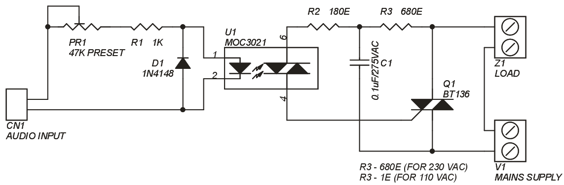 AUDIO SIGNAL TO LIGHT LAMP DRIVER (3)