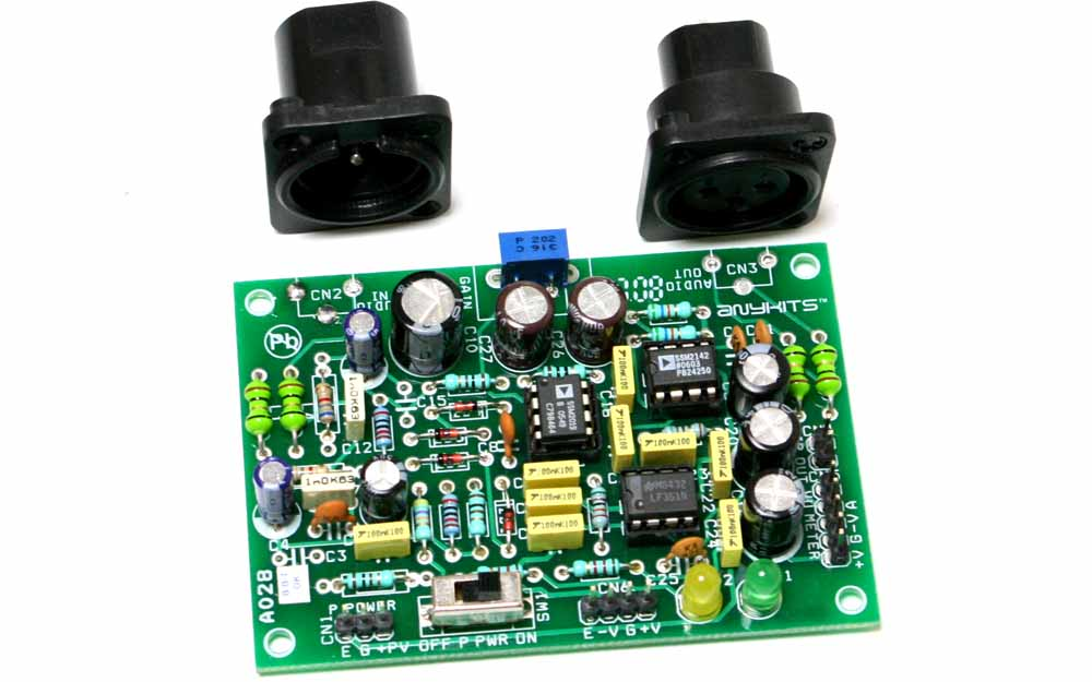 HI-END MICROPHONE PRE-AMPLIFIER (1)
