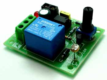 Light Sensitive Switch Using CA3140 (1)