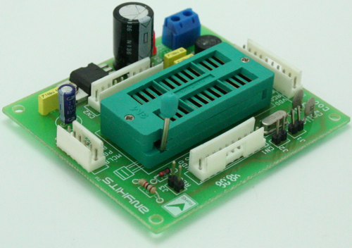 PIC18F 28PIN PIC DEVELOPMENT BOARD WITH ZIP SOCKET (2)