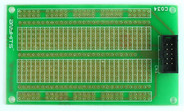 PROTOTYPE BOARD FOR MICRO-CONTROLLER DEVELOPMENT BOARD (1)