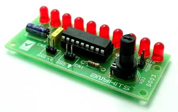 Variable_Range_LED_Voltmeter_project_Pic