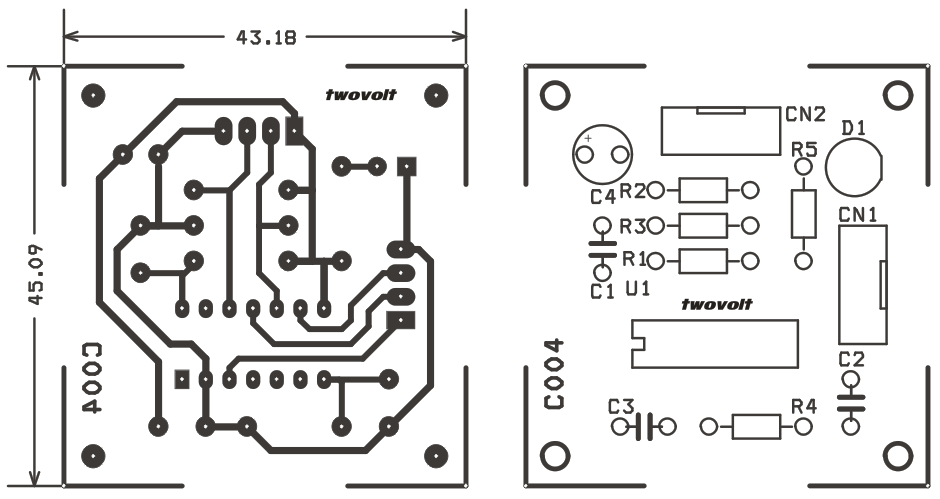zero speed switch relay schematics