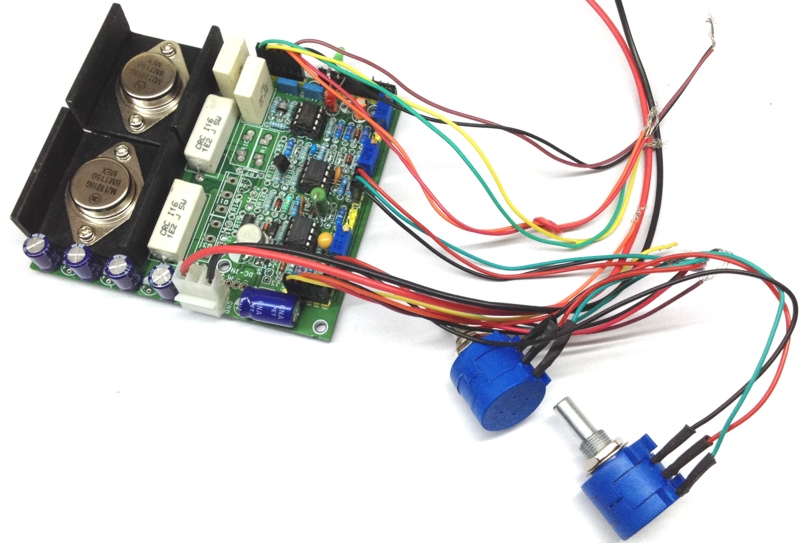 0-30V , 0-1A Constant Current & Constant Voltage Bench Top ... on