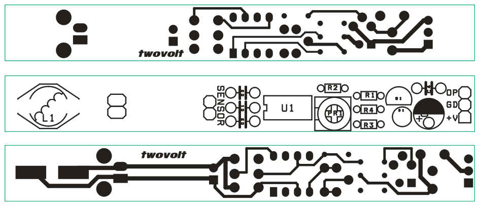 Metal Detector Schematic and PCB layout Using TDA0161 - Circuit ...