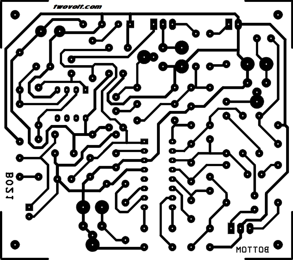 Sound To Echo Sound Converter Circuit Archives