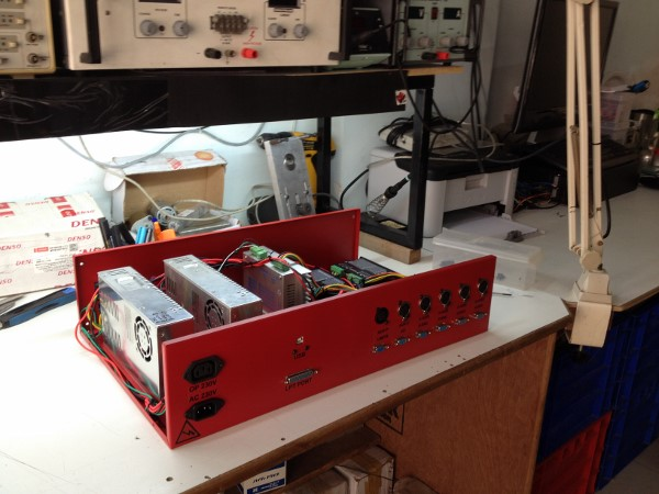 mach3 5 axis cnc controller Archives - Circuit Ideas I Projects I