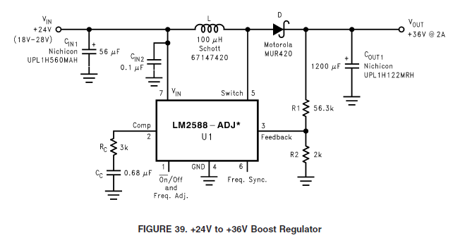DC-DC Converters Archives - Circuit Ideas I Projects I