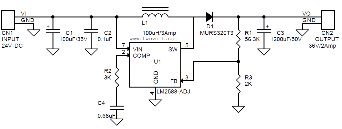 build a isolated dcdc converter circuit diagram electronic circuit Mini Breaker Setup with a 100 Amp Converter