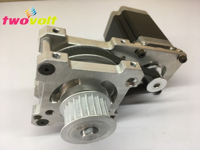reduction assembly for camera slider  cnc router