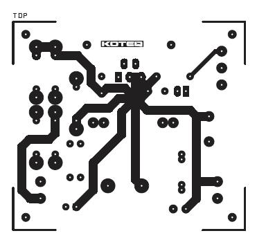 1.2V 35V Adjustable Power Supply Using LM2576-ADJ Step Down DC-DC Converter (5)