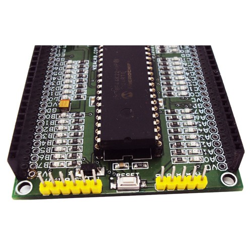 40 & 28 PIN Development Boards on Board 3V3 5V Switching converters (4)