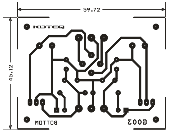 5v 1a dual regulated power supply using 7805-7905  2