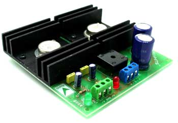 5V 3A DUAL POWER SUPPLY USING 7805-7905 TO3 IC