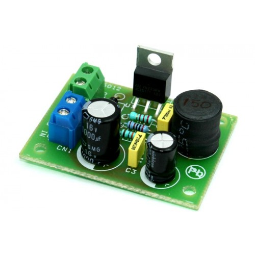 5V TO 12V Step Up DC-DC Converter Using LM2577ADJ (1)