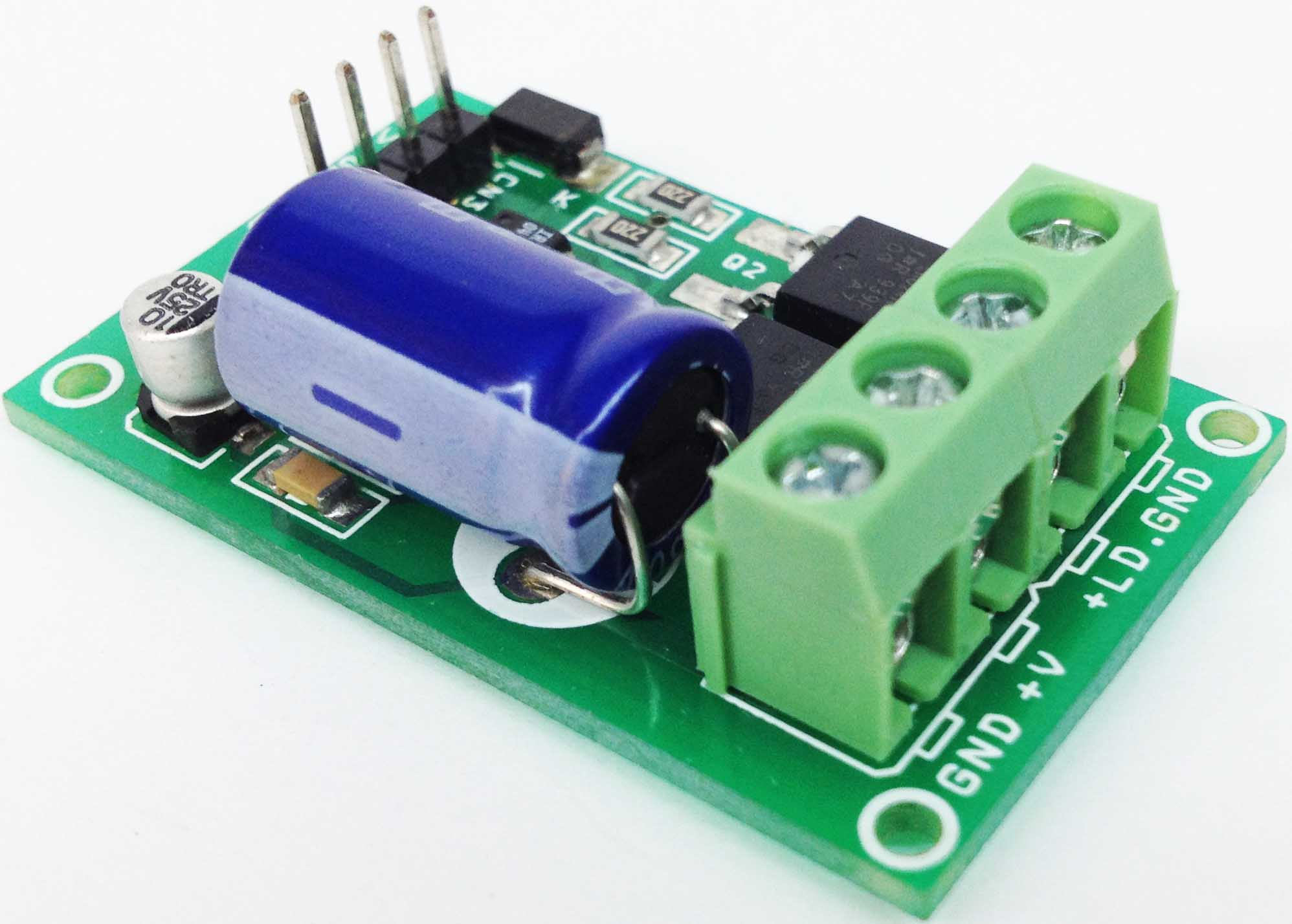 Linear Light Dimmer By Power Mosfet Electronic Projects Circuits