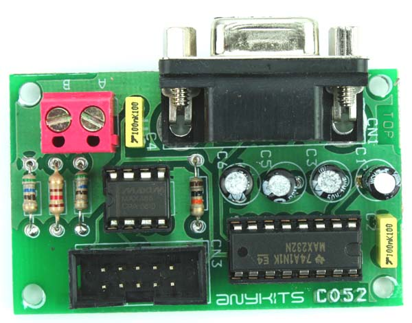 RS232 OR RS485 DUAL PROTOCOL BOARD (1)