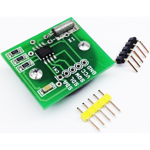 RTC Module Using SMD Components DS1307 (2)