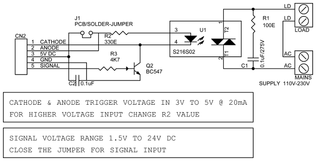 AC SOLID STATE RELAY  A (5)