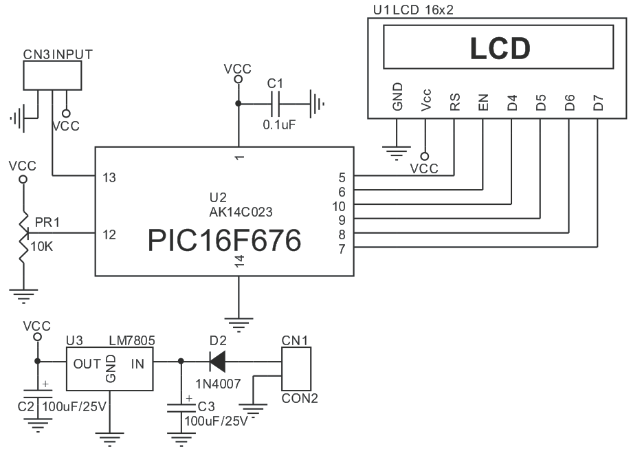 TEMPERATURE READER USING LM35 SENSOR AND PIC16F676 (3)