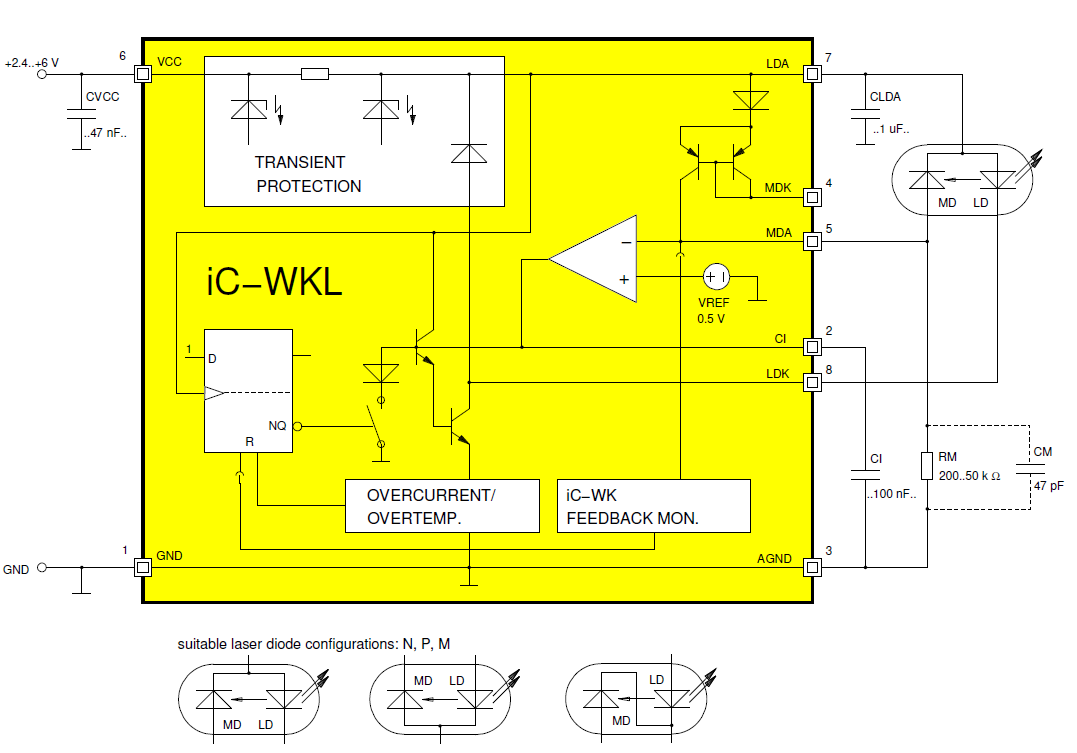 Light Effects Led Drivers Archives Page 3 Of 5 Circuit Ideas I Schematic Simple 230v Driver Laser Diode Using Ic Wk 1