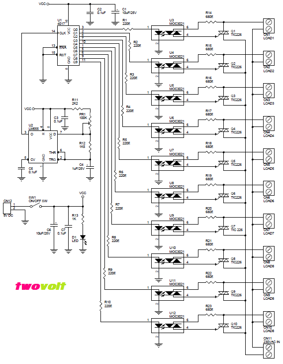 10-channel-200w-ac-lamp-chaser-using-cd4017-lm555-1