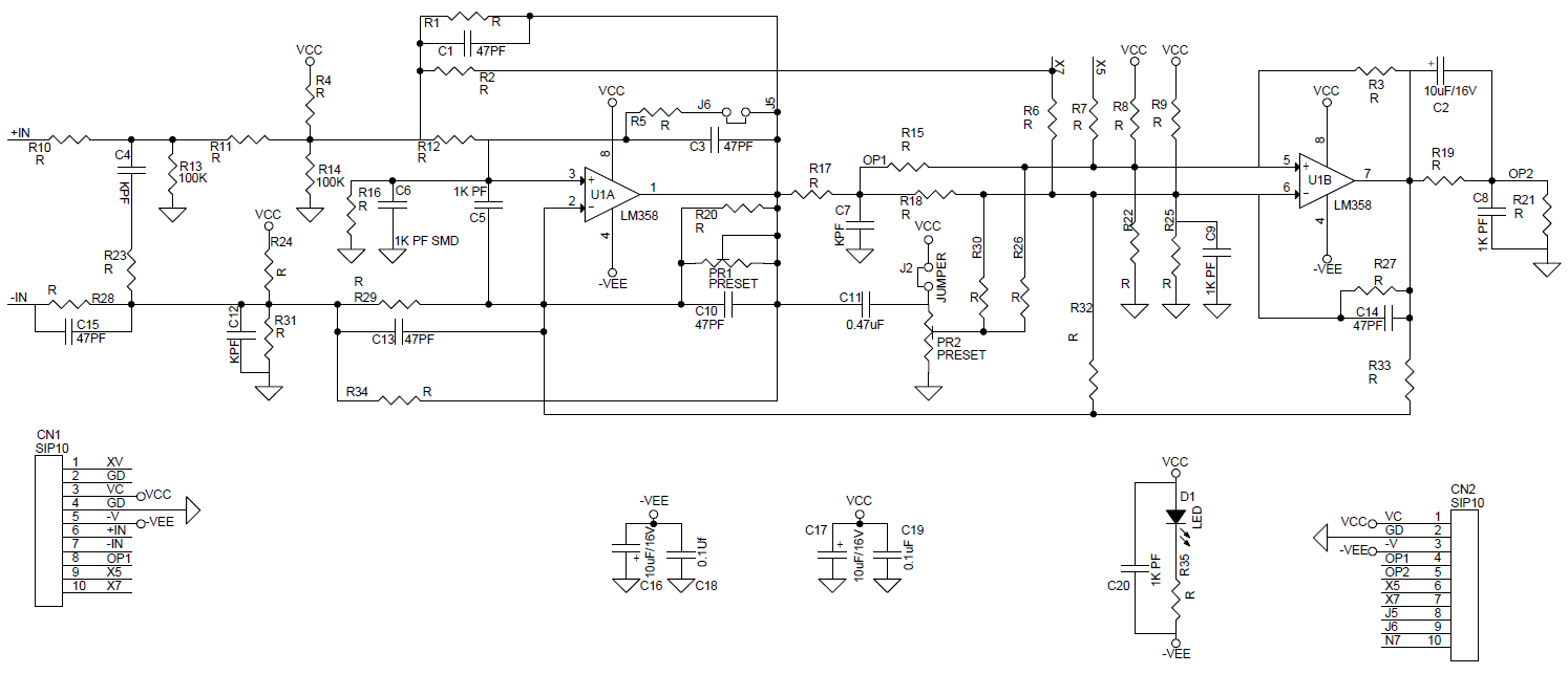 Test Gears Instruments Archives Circuit Ideas I Projects In Transistor Tester Schematic Inverting Operational Amplifier Universal Op Development Board